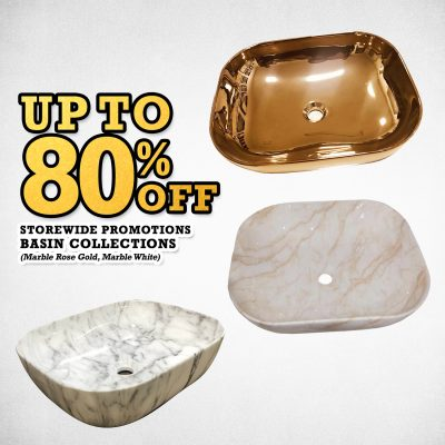 Facebook Generic (May 2019) Marble basin (Rose Gold, White)