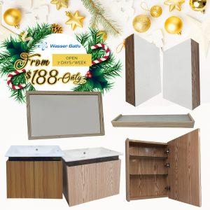 Wasserbath Cabinet $188 Promo-01