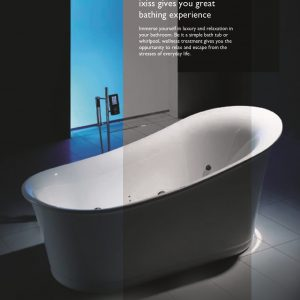 Standalone Bathtub