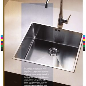 Kitchen Sink Singapore at Best Price - WasserBath