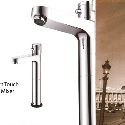 JT353170P11T Smart Touch Thermostatic Tall Basin Mixer