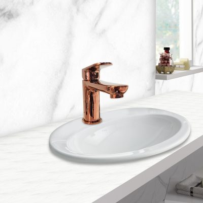 Wasserbath Rose Gold Series#9